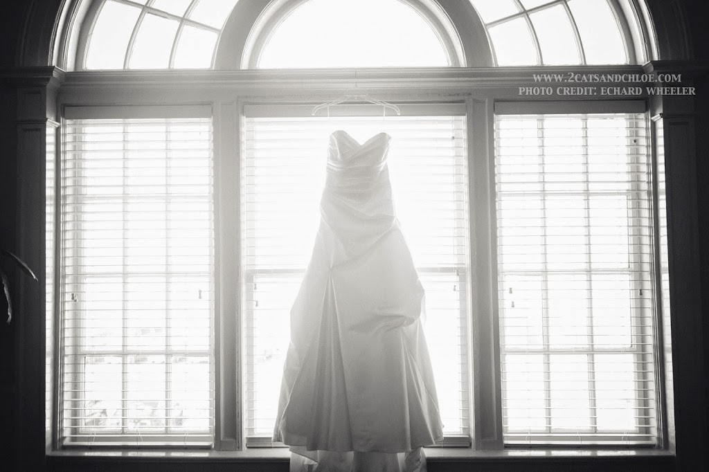 Bobbi Augusta Jones Wedding Dress