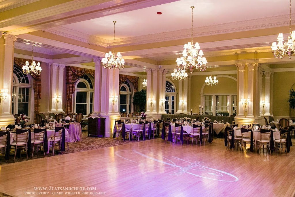 Wedding at The Chamberlin, Hampton VA