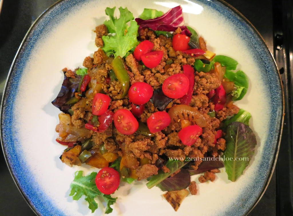 Taco Salad that is Whole30 Approved