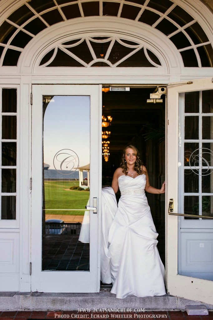 Chamberlin Bride in Hampton, VA