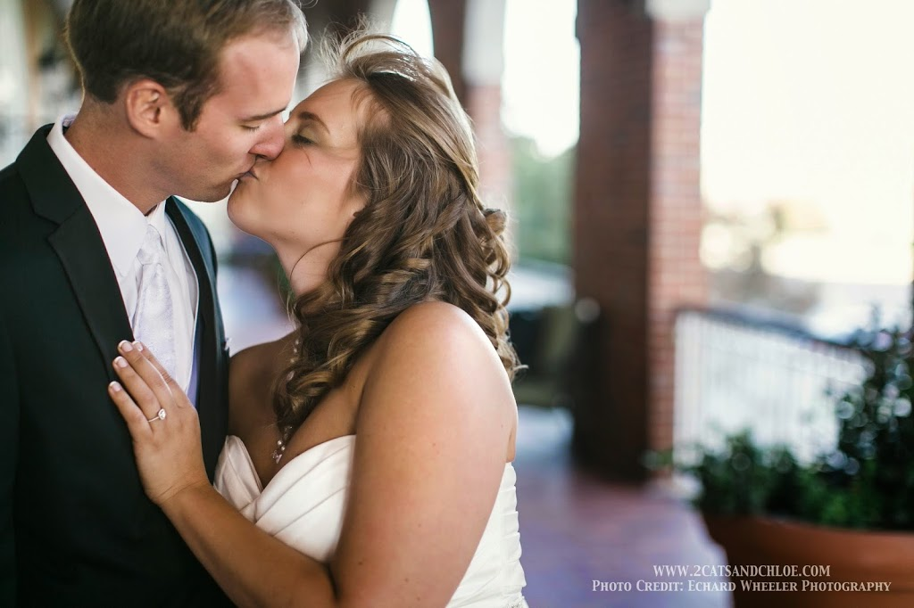 First Look First Kiss Wedding