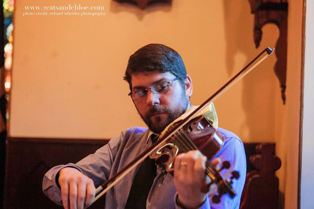 Hampton Roads Virginia, My Wedding Violinist, Steve Campbell