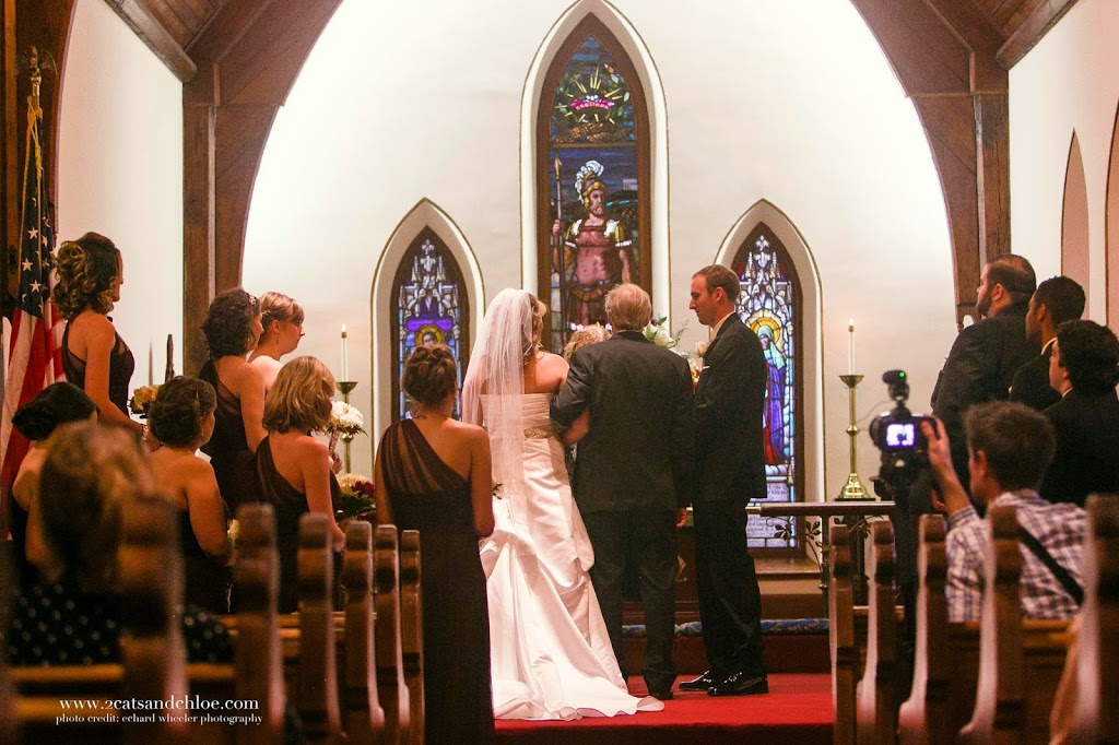 Wedding Ceremony in Hampton Virginia