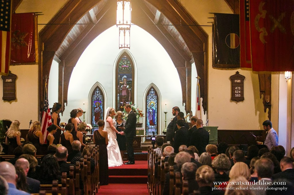 Hampton Roads Weddings, Chamberlin Wedding