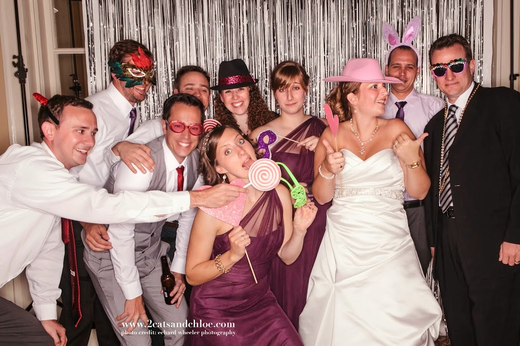 Wedding Photo booth hampton roads