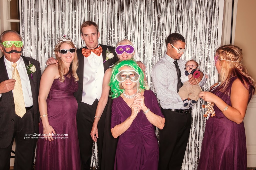 Hampton Wedding Photo Booth