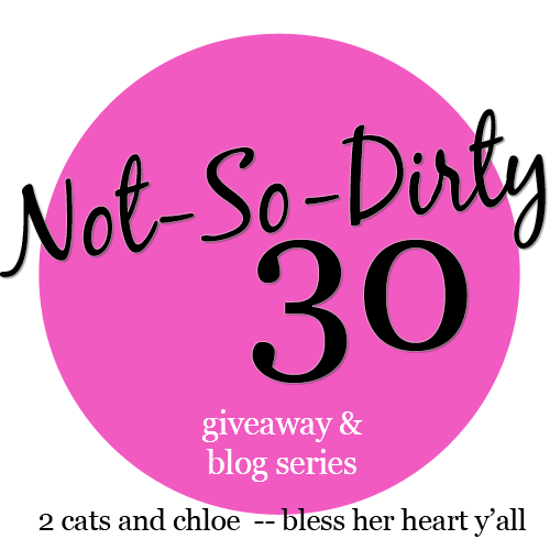 Not-So-Dirty 30 Blog Series