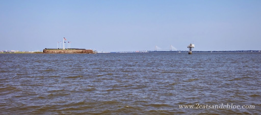 Ft Sumter via boat