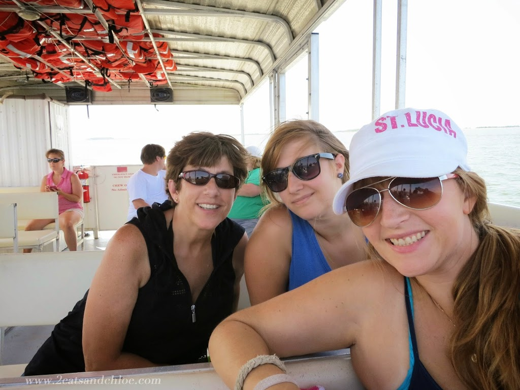 Charleston Harbor Tour with Adventure Harbor Tours