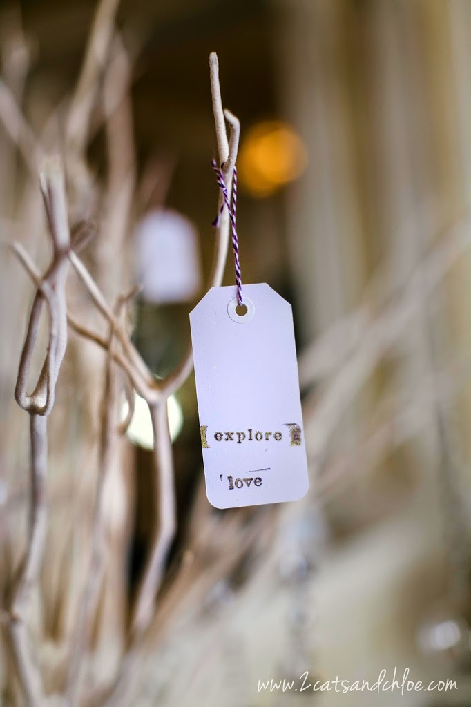 DIY Wish Tree Tag