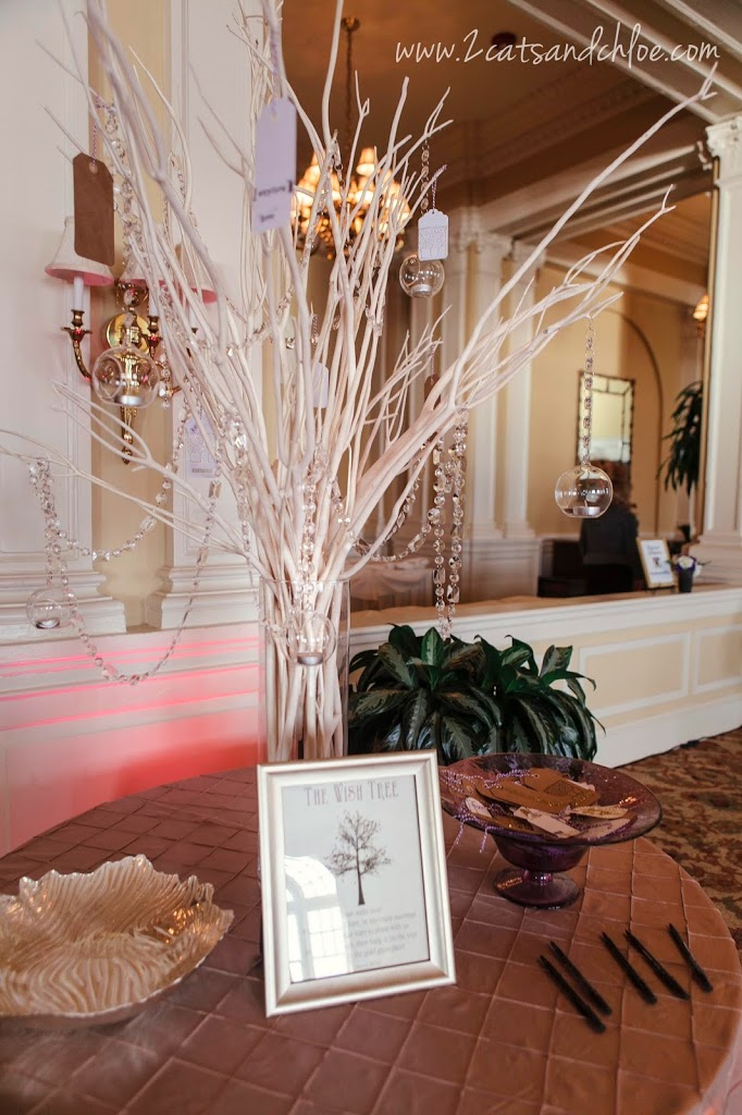 DIY Wedding Wish Tree Giveaway