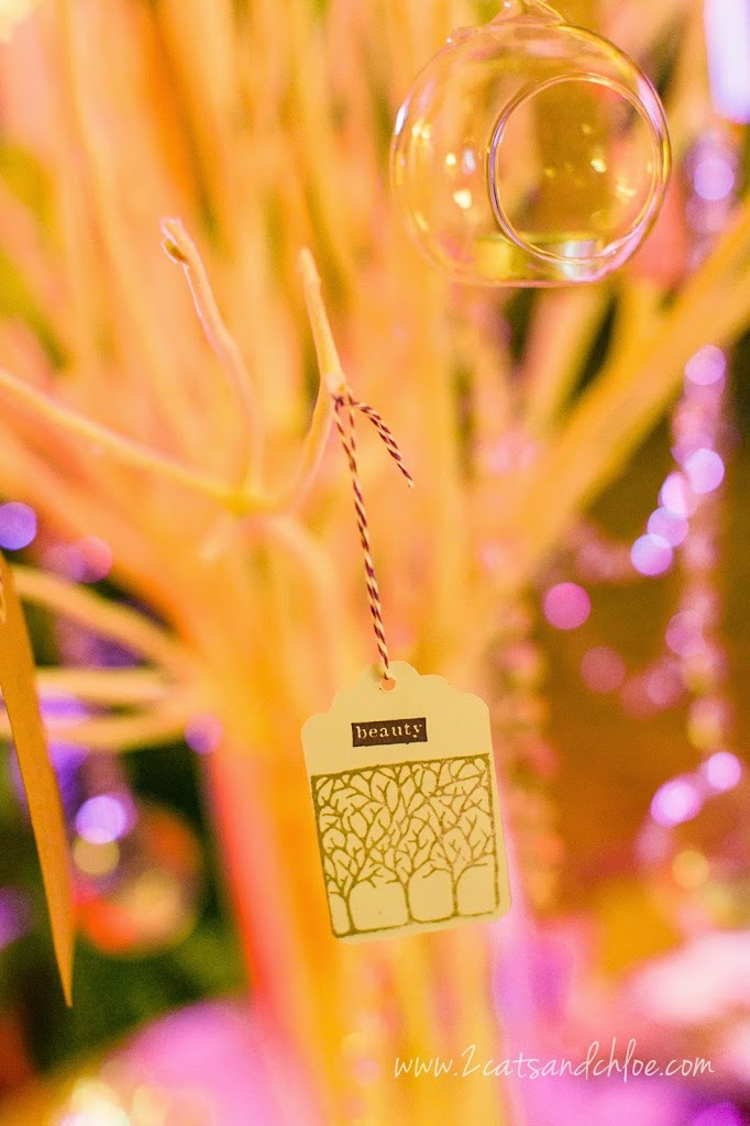 DIY Wedding Wish Tree Tags