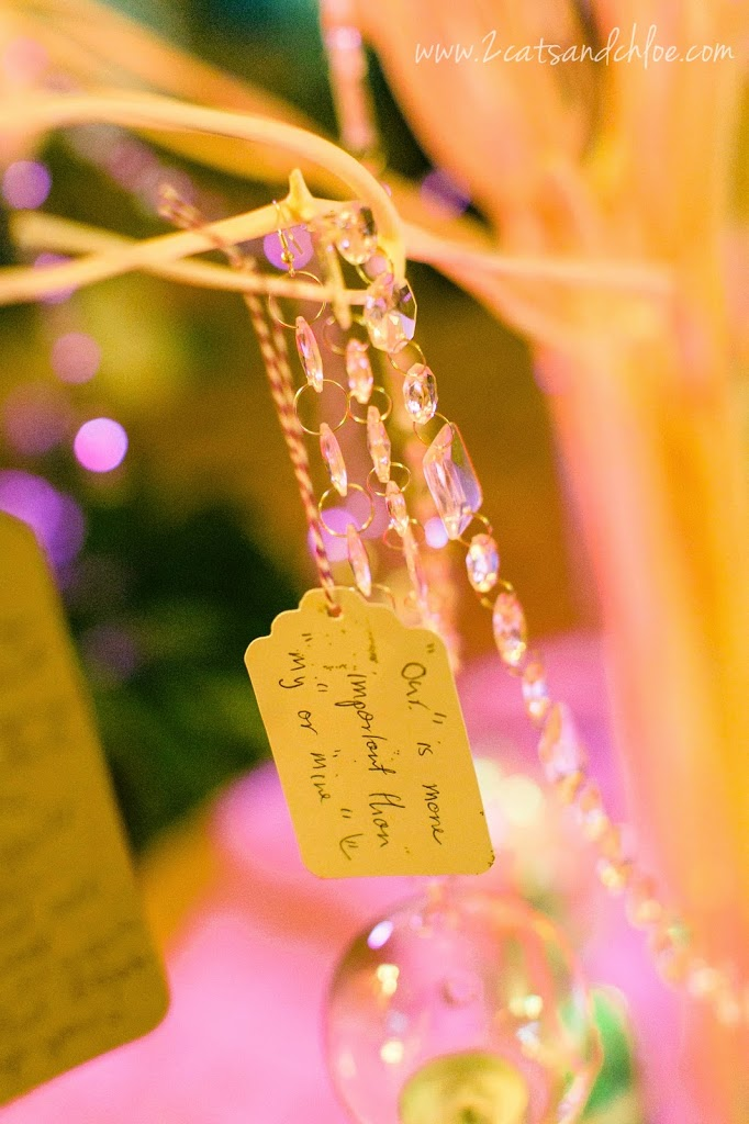 Wish Tree Decoration for Wedding