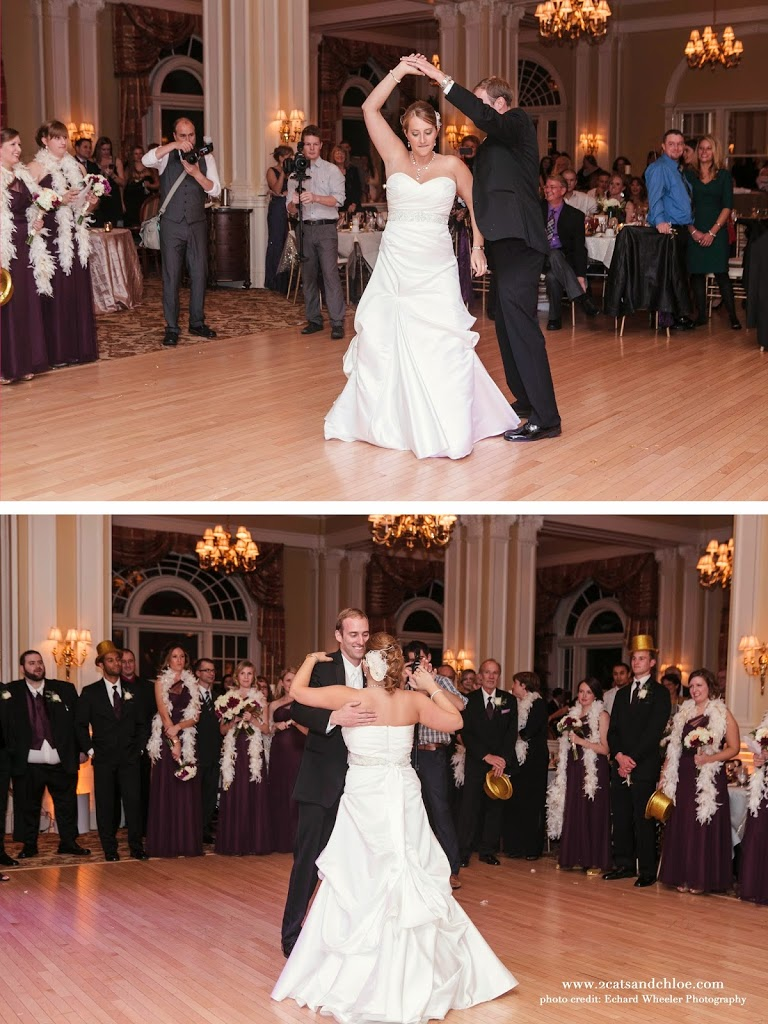 First Dance for Bride and Groom - Virginia Weddings - 29:11 Celebrations