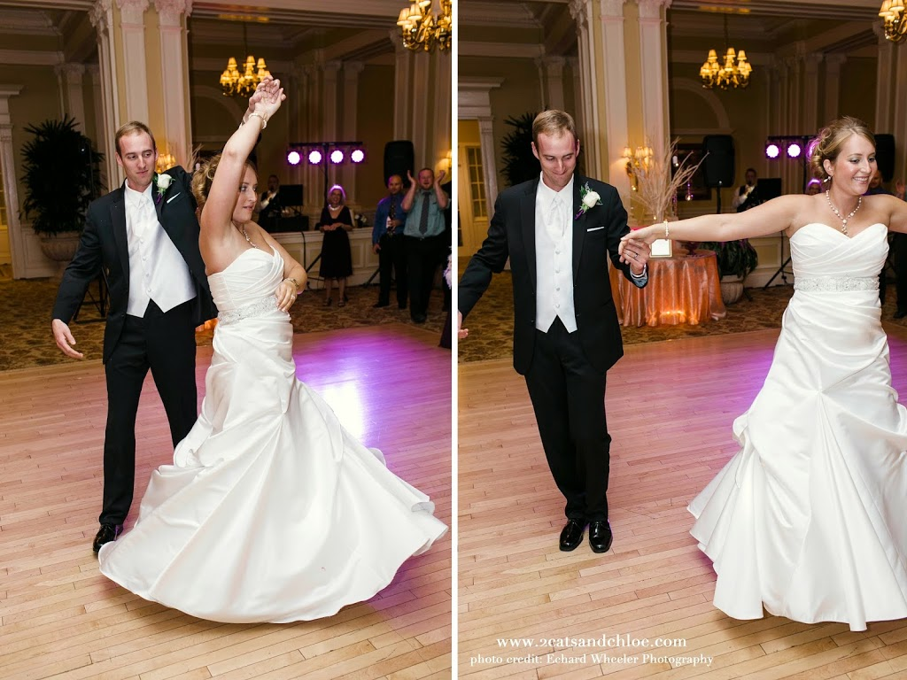 Fun first dance pictures