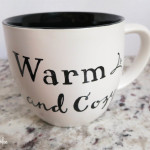 Target Warm and Cozy Mug