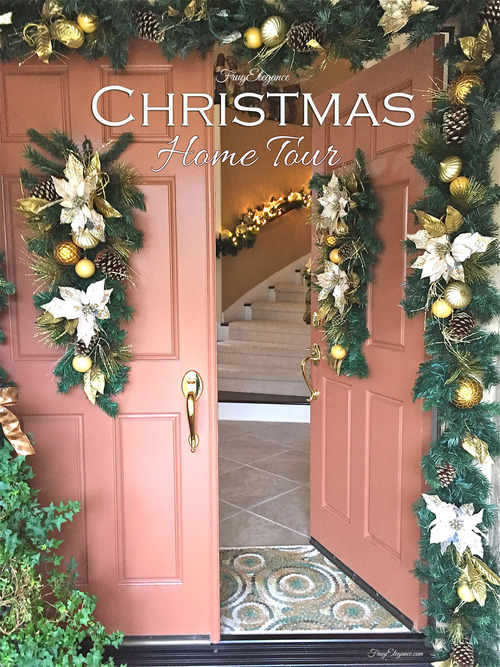 FrugElegant: Christmas Home Tour