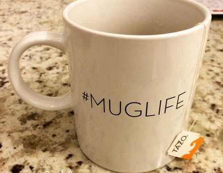 Puppy, Mugs, and Things! It's Friday!
