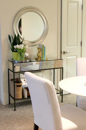 Chic Dining Room Redo
