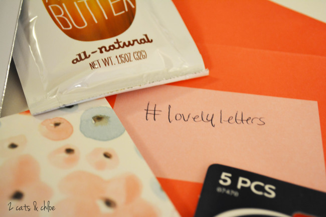 Lovely Letters Blow Swap