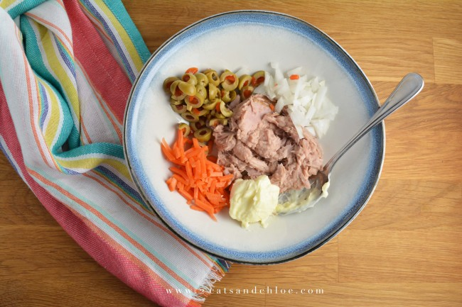 2 cats & chloe: Whole30 Paleo Tuna Salad
