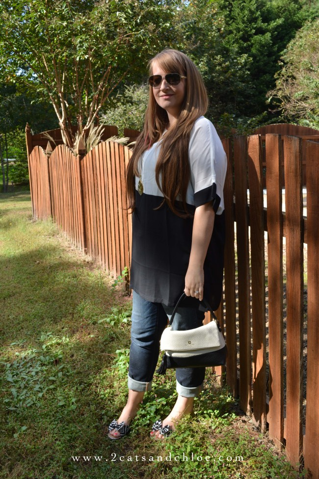 2 cats & chloe: fall pregnancy outfit