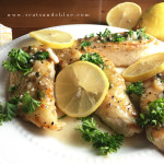 2 cats & chloe: Paleo Lemon Chicken Dinner