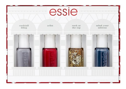 2 cats & chloe Stocking Stuffer Ideas: Holiday Essie Nail Polish