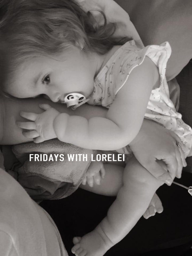 fridays with lorelei bw 3