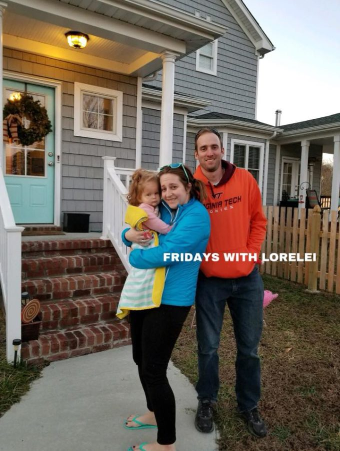Fridays with Lorelei: We are home!